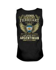 LEGENDS ARGENTINIAN - 02 Unisex Tank thumbnail