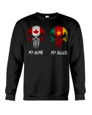 Home Canada - Blood Cameroon Crewneck Sweatshirt thumbnail