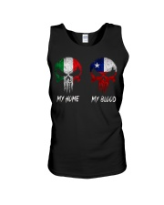 Home Italy - Blood Chile Unisex Tank thumbnail