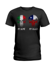 Home Italy - Blood Chile Ladies T-Shirt thumbnail