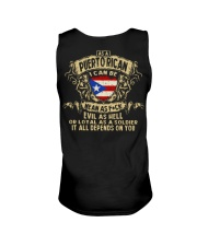 I Can Be - Puerto Rican Unisex Tank thumbnail
