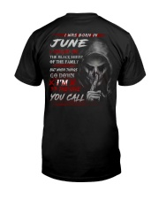 YOU CALL 6 Classic T-Shirt thumbnail