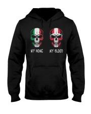 My Home Italy - Denmark Hooded Sweatshirt thumbnail