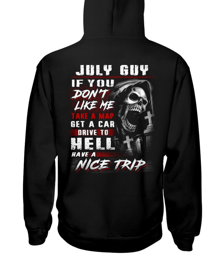 nice trip 7 Hooded Sweatshirt