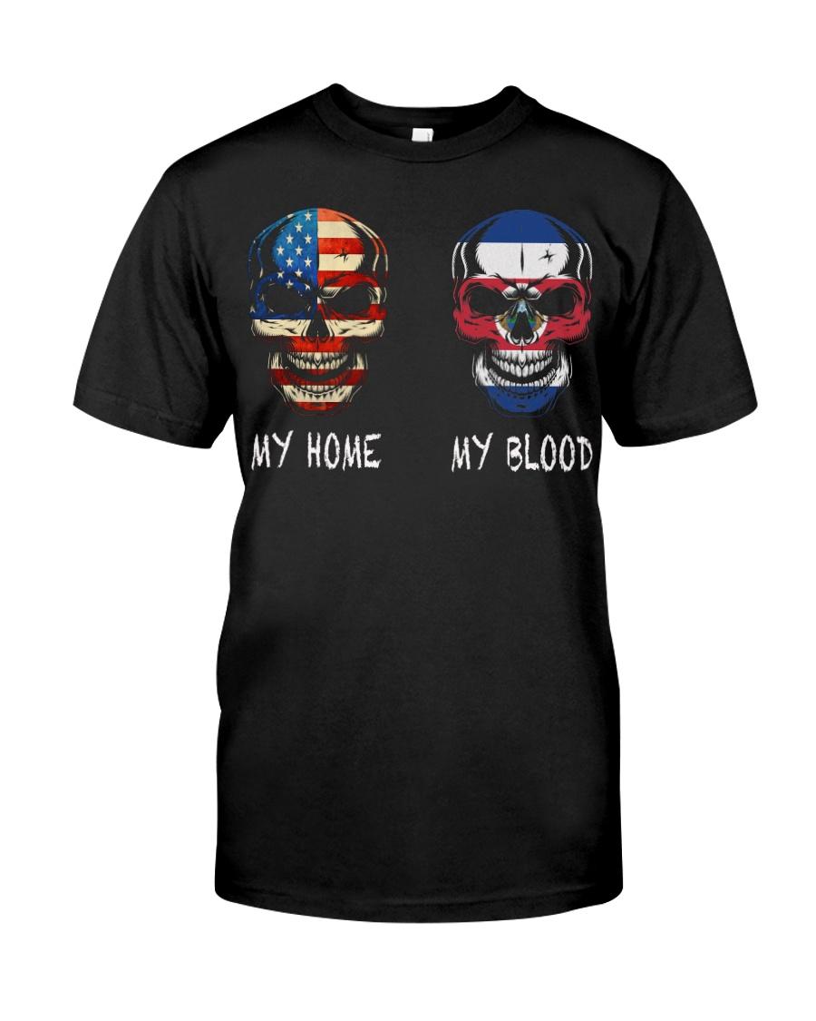 My Blood - Costa Rica Classic T-Shirt