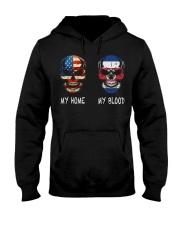 My Blood - Costa Rica Hooded Sweatshirt thumbnail