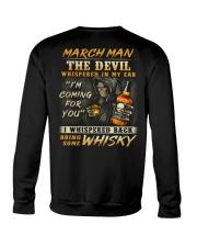 DEVIL WHISKY 3 Crewneck Sweatshirt thumbnail