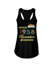 LIMITED 58 11 Ladies Flowy Tank thumbnail