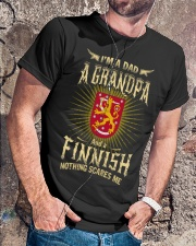 Dad-Finnish Classic T-Shirt lifestyle-mens-crewneck-front-4