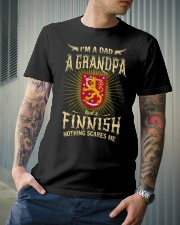 Dad-Finnish Classic T-Shirt lifestyle-mens-crewneck-front-6