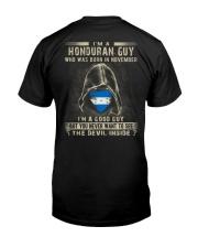 HONDURAN GUY 011 Premium Fit Mens Tee thumbnail