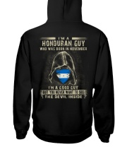 HONDURAN GUY 011 Hooded Sweatshirt thumbnail