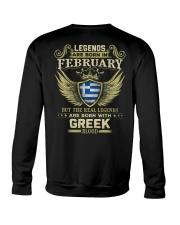 LG GREEK 02 Crewneck Sweatshirt thumbnail