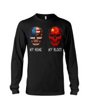 My Blood - China Long Sleeve Tee thumbnail