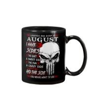 8 Mug front