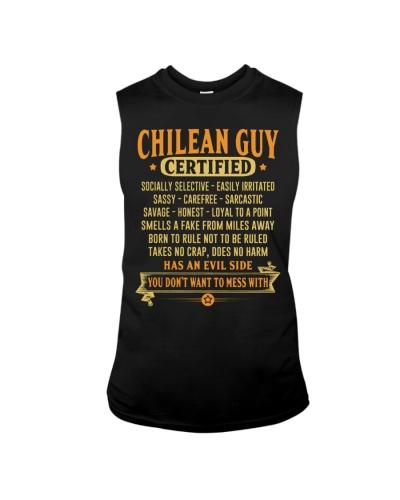 Evil Guy Chilean