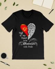 Heart - Pride Montenegro Classic T-Shirt lifestyle-mens-crewneck-front-19