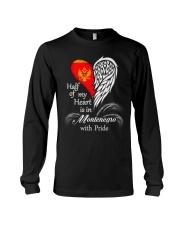 Heart - Pride Montenegro Long Sleeve Tee thumbnail