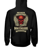The Power - Montenegrin Hooded Sweatshirt thumbnail