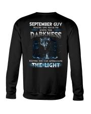 DARKNESS 9 Crewneck Sweatshirt thumbnail
