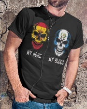 My Home Spain - Guatemala Classic T-Shirt lifestyle-mens-crewneck-front-4