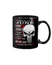 6 Mug front