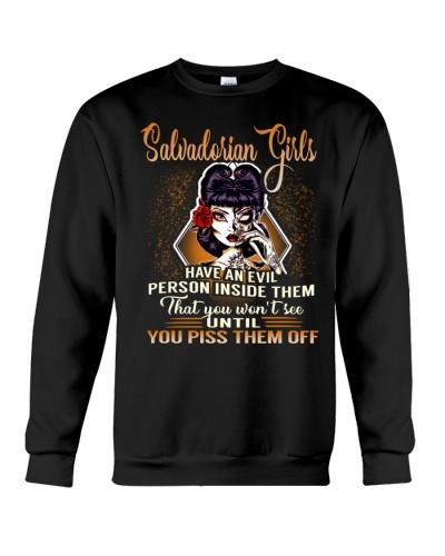 Evil Girl Salvadorian