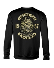 MAN 57- 1 Crewneck Sweatshirt thumbnail