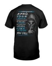 1966-4 Classic T-Shirt back