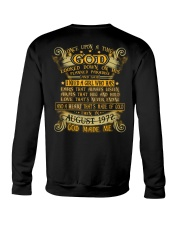 GOD 72-08 Crewneck Sweatshirt thumbnail