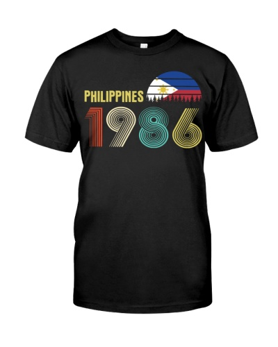 PHILIPPINES 1986