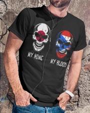 My Home Japan - Puerto Rico Classic T-Shirt lifestyle-mens-crewneck-front-4