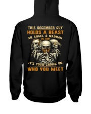 HOLDS 12 Hooded Sweatshirt back