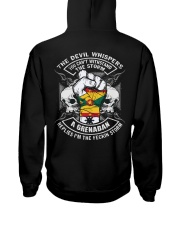 The Devil - Grenadan Hooded Sweatshirt thumbnail