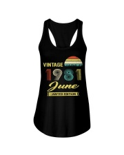 LIMITED 81 6 Ladies Flowy Tank thumbnail