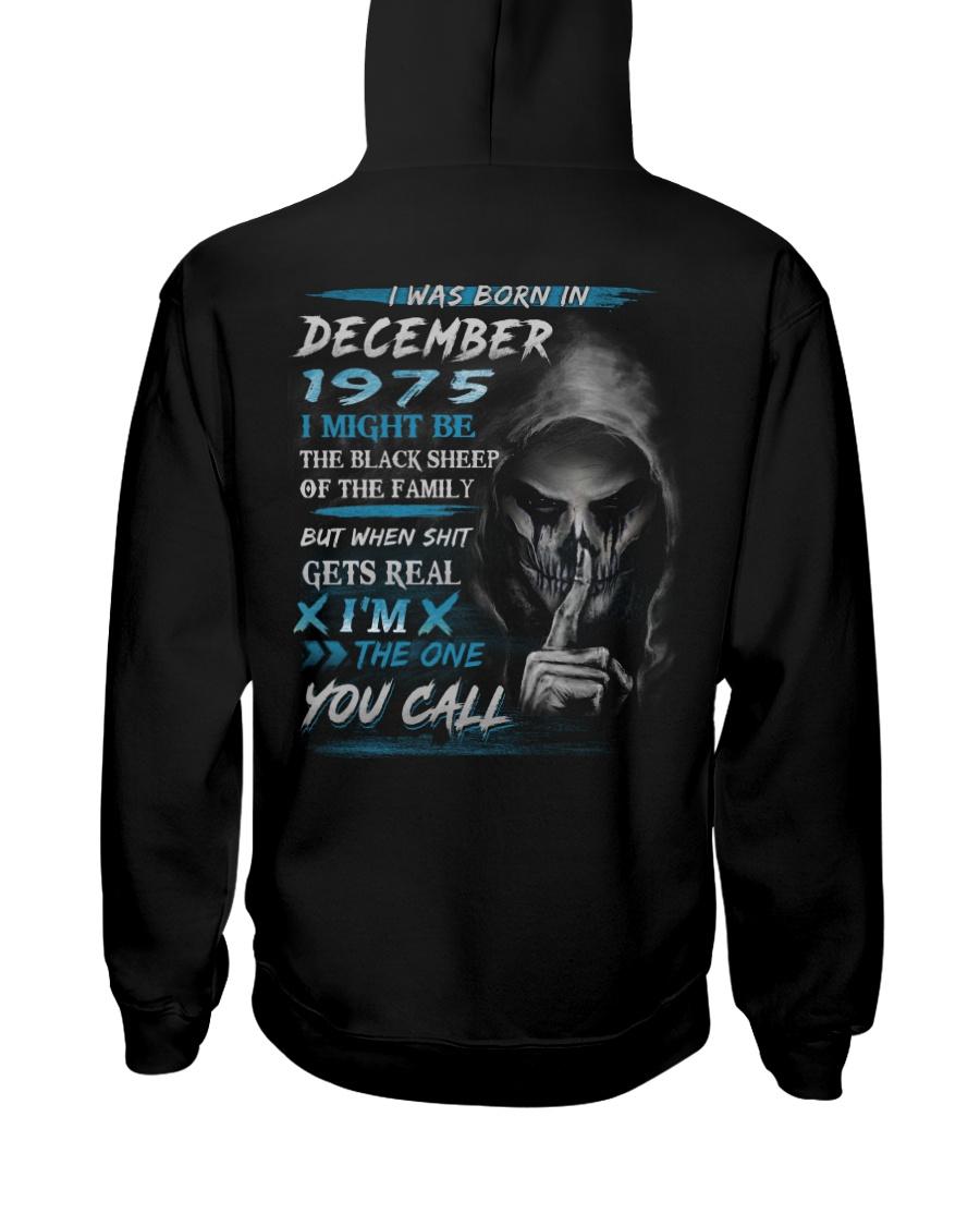 1975-12 Hooded Sweatshirt