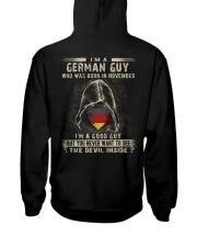 GERMAN GUY - 011 Hooded Sweatshirt thumbnail