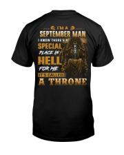 THRONE 9 Classic T-Shirt thumbnail