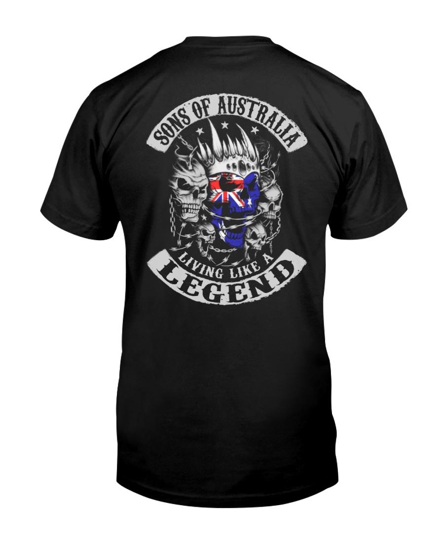 SONS OF AUSTRALIA Classic T-Shirt