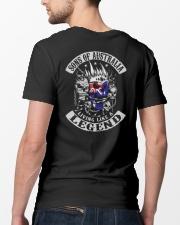 SONS OF AUSTRALIA Classic T-Shirt lifestyle-mens-crewneck-back-5