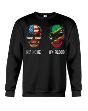My Blood - Saint Kitts and Nevis Crewneck Sweatshirt thumbnail