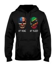 My Blood - Saint Kitts and Nevis Hooded Sweatshirt thumbnail