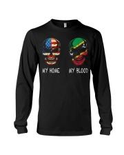 My Blood - Saint Kitts and Nevis Long Sleeve Tee thumbnail