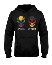 My Home Colombia - Germany Hooded Sweatshirt thumbnail