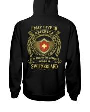 The Legends Switzerland Hooded Sweatshirt thumbnail