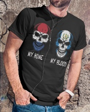 My Home Netherlands - Guatemala Classic T-Shirt lifestyle-mens-crewneck-front-4