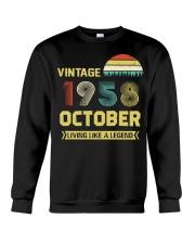 LIVING 58 10 Crewneck Sweatshirt thumbnail