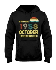 LIVING 58 10 Hooded Sweatshirt front