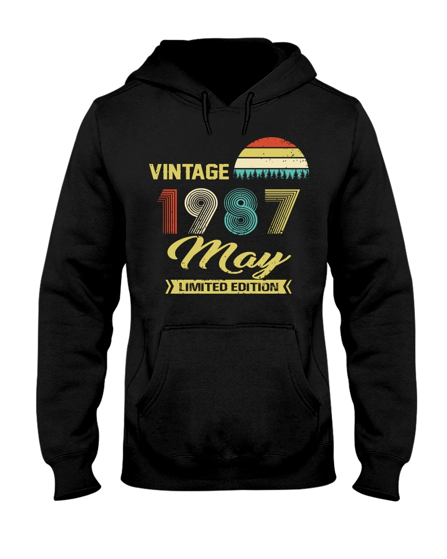 LIMITED 87 5 Hooded Sweatshirt
