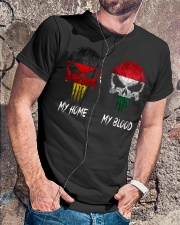 Home Germany - Blood Hungary Classic T-Shirt lifestyle-mens-crewneck-front-4